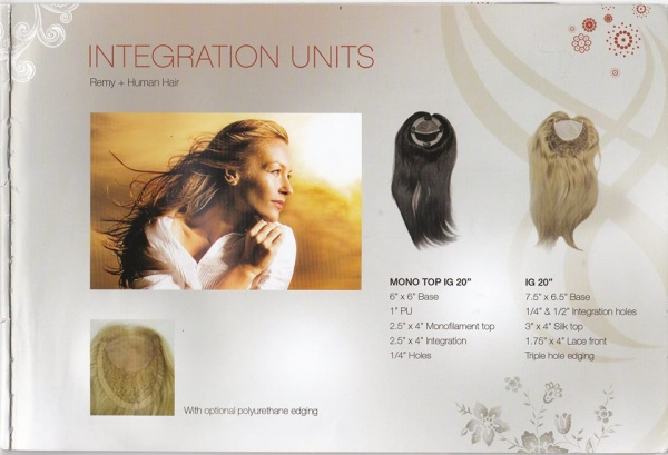 integration hair systems