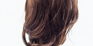 styling a human hair wig